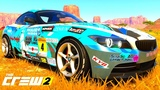 """THE CREW 2 """"GOLD EDiTiON"""" (TUNiNG) BMW Z4 sDrive35is PART 563 ..."""