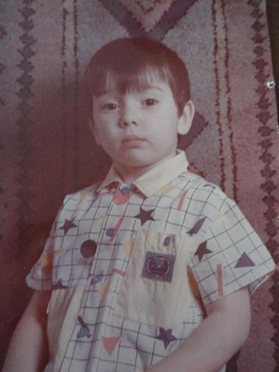 Виталий Попов, 16 декабря 1989, Улан-Удэ, id49338220