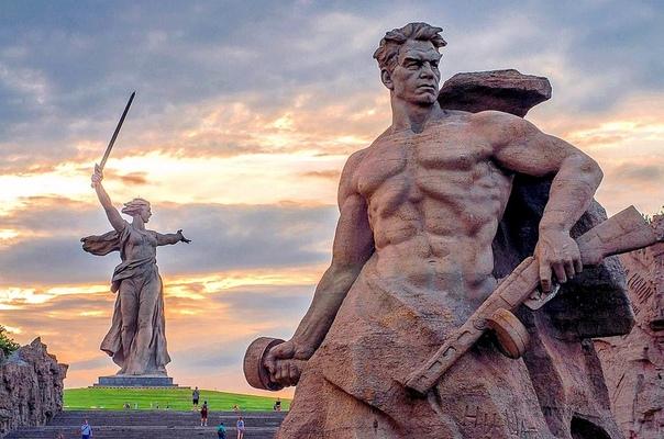 2 февраля был День разгрома советскими войсками немецко-фашистских войск в Сталинградской битве (1943 год)