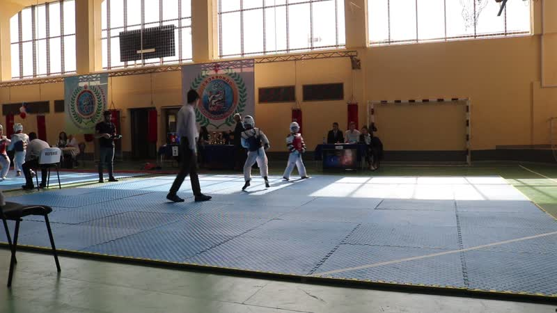 Лукьян четверть финал 1 й раунд