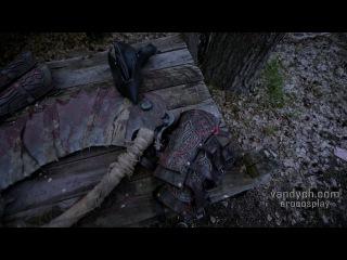 Bloodborne Vandych ero cosplay