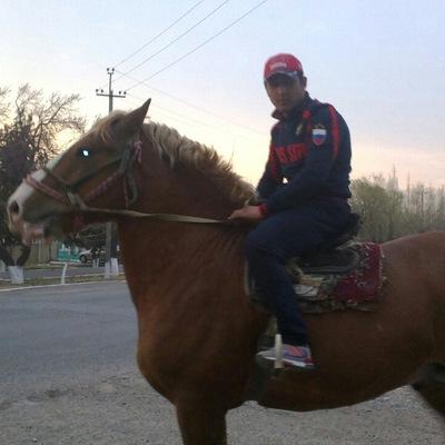 Behruz Kosimov,