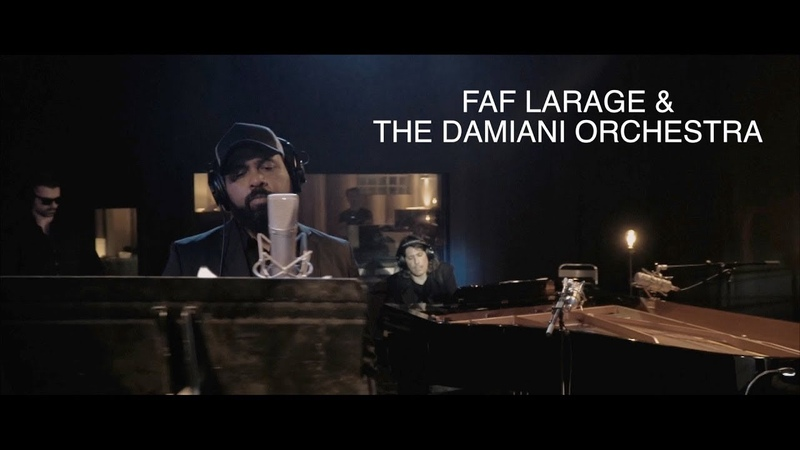 Faf Larage and The Damiani Orchestra - Genesis -