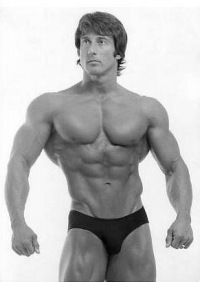 frank zane now and then