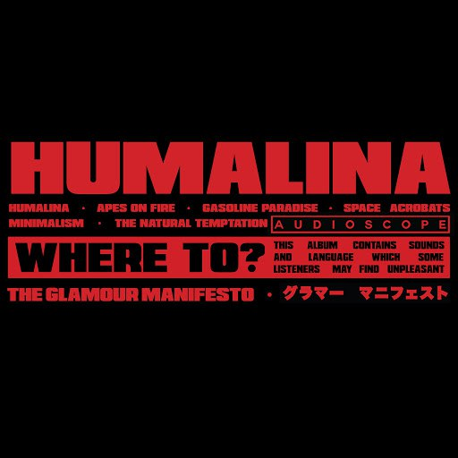 The Glamour Manifesto album Humalina