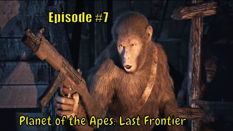 Planet of the Apes: Last Frontier 🐵 '' Blood and Blood part 2 '' 🐵 - Ep.7
