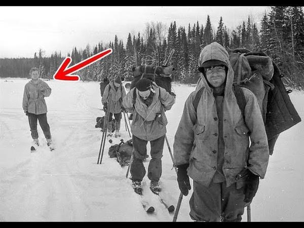 Фата альный просчет Игоря Дятлова Вот что на самом деле было на перевале