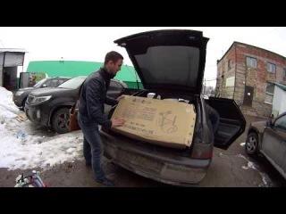 Отзыв БашТулс  - Купили бетономешалку иола-к 180 литров (чугунный венец)