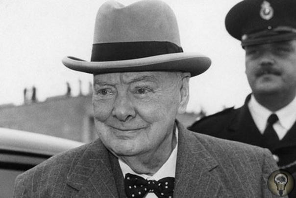 Записи Уинстона Черчилля о внеземной жизни