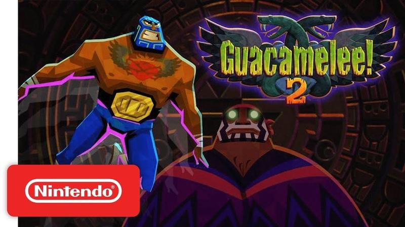 NS\PS4 - Guacamelee! 2