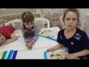 На уроке английского в младшей группе