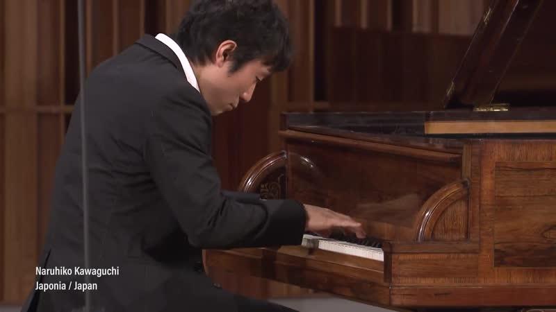 893 J. S. Bach - Prelude Fugue in B Minor, Well-Tempered Clavier II n. 24, BWV 893 - Naruhiko Kawaguchi, piano