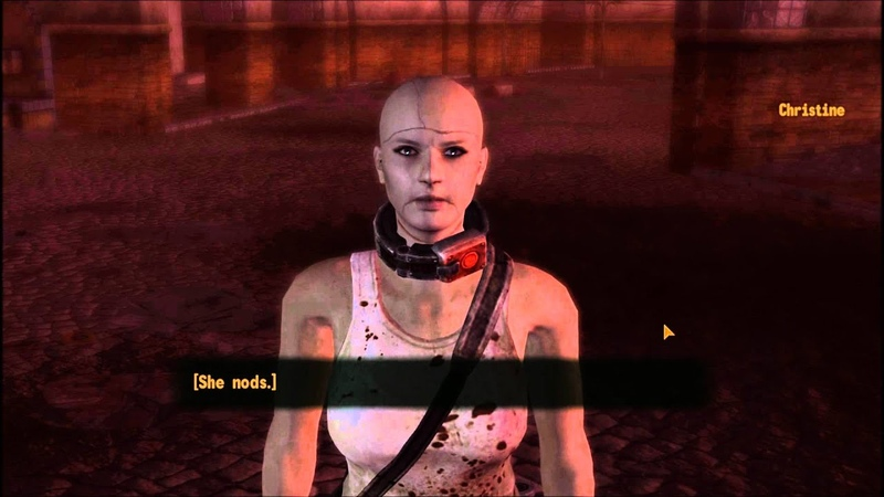 Fallout New Vegas Dead Money Christine