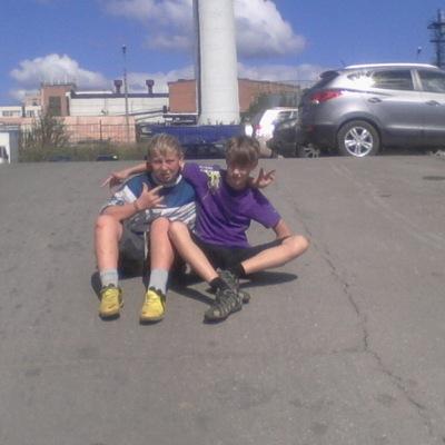 Леха Кабарин, 6 августа 1999, Нижний Новгород, id220674373