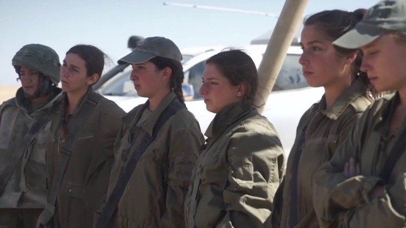 Females Tank Commanders Take Charge in the IDF