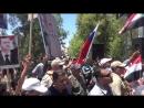 L'autoroute de Homs-Hama rouvre au public pour la première fois en 7 ans