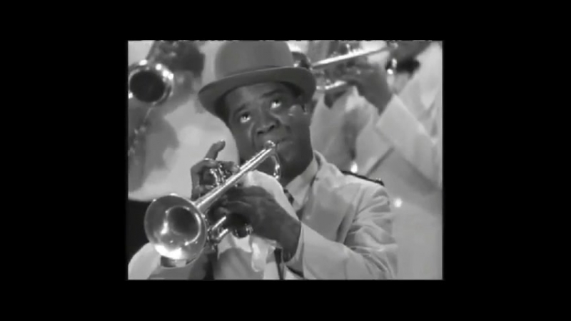 Louis Armstrong and his Band Production Number