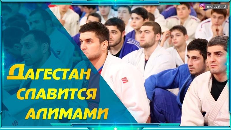 Дагестан славится алимами