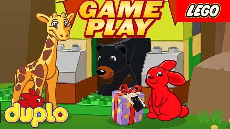Лего Дупло / Анимационная мульт игра / Lego Duplo - Games For Kids (ч.3)
