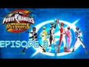 Power Rangers Operation Overdrive Episode 3 The Underwater World In English Dubbed