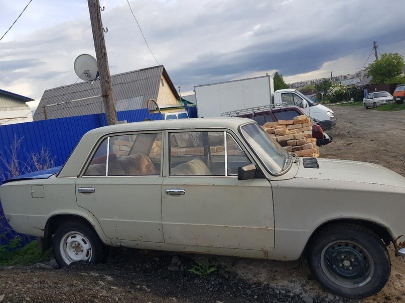Ваз 2101всё работает цена 20тр   Объявления Орска и Новотроицка №5339