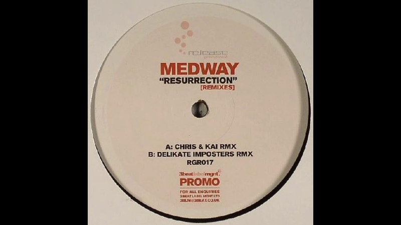 Medway – Resurrection (Delikate Imposters Remix) [HD]