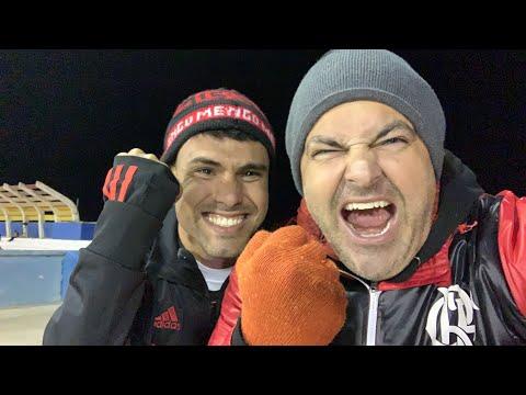 Exclusivo! Pós-Jogo: Vitória maiúscula aqui na altitude! Mengão 1x0 San Jose! Copa Libertadores!
