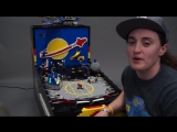 Bennys Spaceship Adventure, A Pinball Machine Made From LEGO