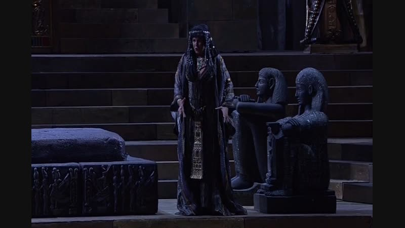 Verdi. Aida. Urmana, Alagna, Komlosi, Chally.