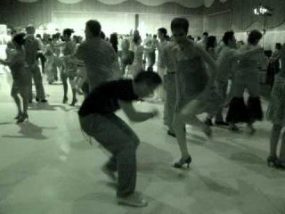 Salsa Suave - Becky dancing with Jorge Salas from Imagen Latina