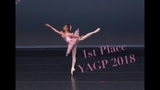 1st Place YAGP 2018 NYC Finals - Rebecca Alexandria, Coaching by Ms.Claresta Alim, Ms.Jonatha - MDA