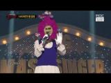 King of masked singer Gummy - Girls' Generation