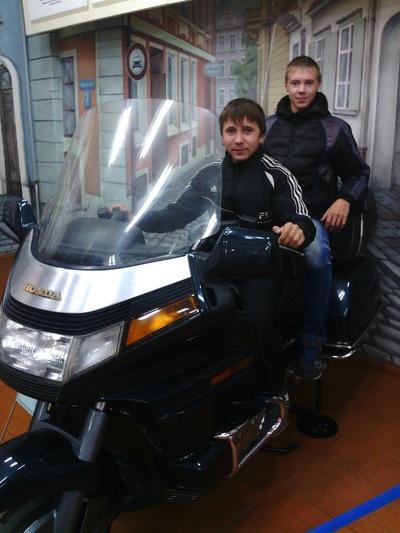 Иван Кузнецов, 13 сентября , Москва, id160427501