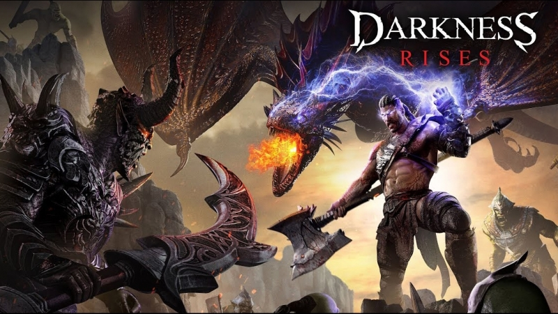 Darkness Rises - Available now for iOS and Android