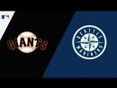 IL / 24.07.2018 / SF Giants @ SEA Mariners (1/2)