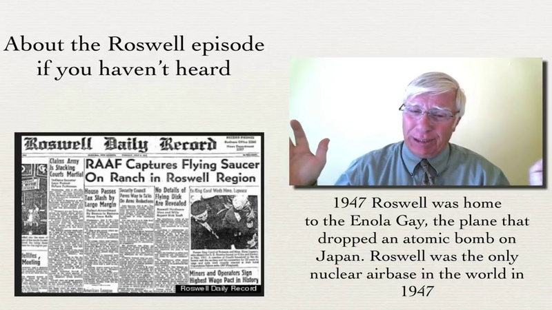 Extraterrestrial contacts the Roswell foil, UFO,s and how they alter our world 720p