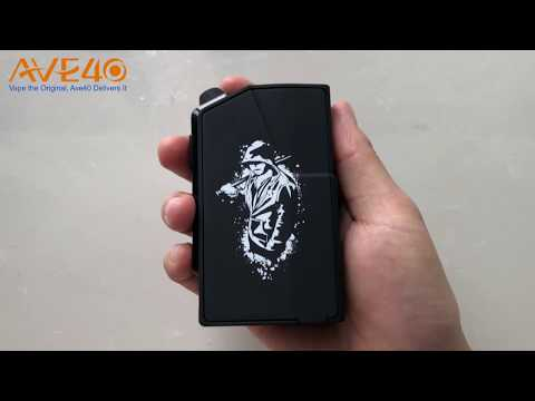 Quick look at the Oumier Flash VT 1 222 Box Mod