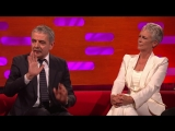 The Graham Norton Show 24x02 - Rowan Atkinson, Gary Barlow, Jamie Lee Curtis, Jeff Goldblum, Imelda May