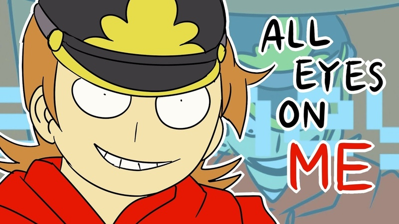EDDSWORLD ALL EYES ON ME MEME