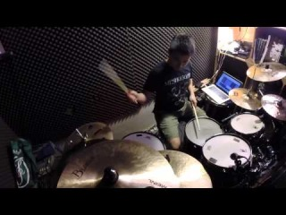 Wilfred Ho - Animals As Leaders - The Woven Web Drum Cover