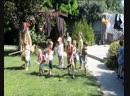 Миша и его друзья в гостях у Бабы Яги