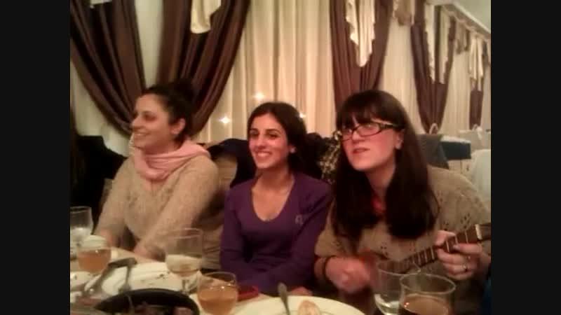 Тбилиси, ресторан Ибэриа, воскресенье 17 ноября 2013. Мы с друзьями устроили встречу.(5)