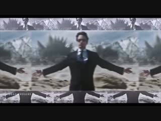 Tony Stark | Iron Man | Steve Rogers | Captain America