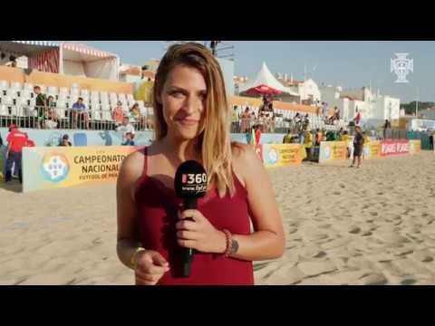 CN Futebol de Praia domingo promete ser dia de emoções fortes na divisão de elite