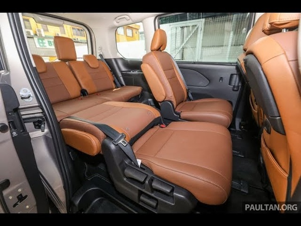 2018 Nissan Serena S Hybrid launched from RM136k Interior Exterior Full Look