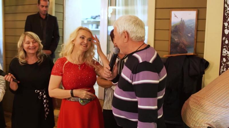 Поздравление для Татьяны Козаевой от певца Леонида Телешева