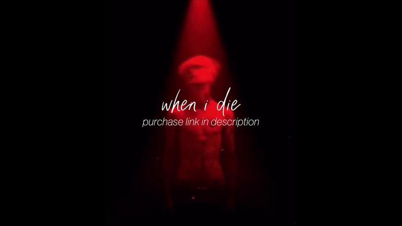 💔 [FREE] Lil Peep type beat 2019 when i die (prod. by smokerose)