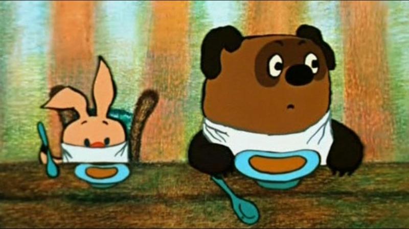 Винни-Пух (1969-1972) Все серии