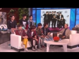 180525 BTS Get Scared by a Fangirl @ The Ellen DeGeneres Show