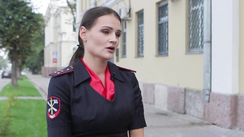 Пресс секретарь выборгского МВД прокомментровала выходки вандалов